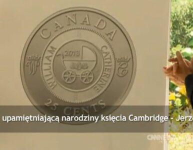 Kanada wybije monetę dla brytyjskiego księcia