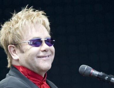 Elton John da koncert w Warszawie