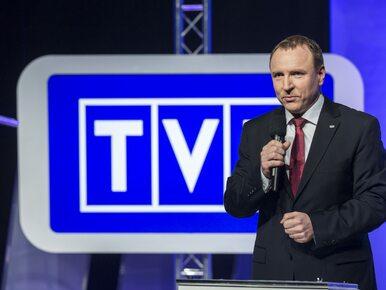 TVP złożyła doniesienie do prokuratury. Chodzi o utrudnianie pracy...