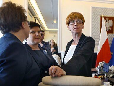 Sondaż CBOS: Rządzący tracą zaufanie Polaków. Najbardziej minister Rafalska