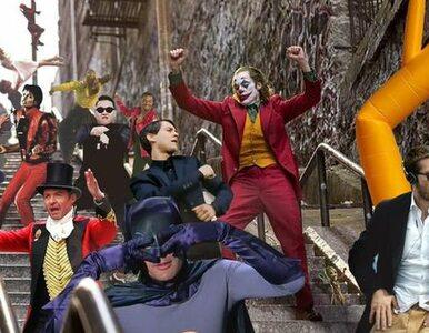 """Memy z """"Jokera""""? Mamy coś lepszego – memy ze schodów z """"Jokera""""!"""