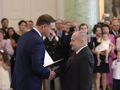 Łopiński: Duda nie jest odpowiedzialny za ustalenia szczytu