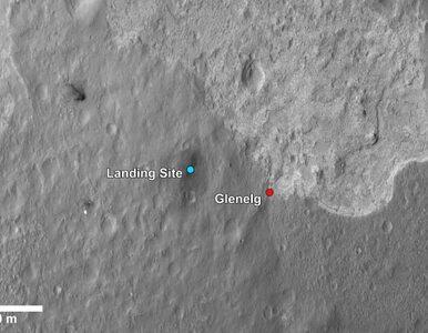 NASA chce sprawdzić co jest wewnątrz Marsa