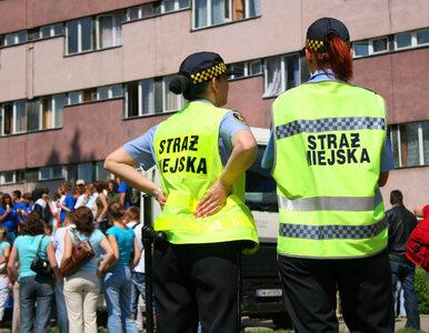 Strażniczki miejskie poniżały pijanych mieszkańców. Stracą pracę i...