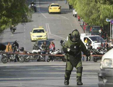 Grecja: wybuchy w ambasadach Szwajcarii i Rosji, bomba pod parlamentem