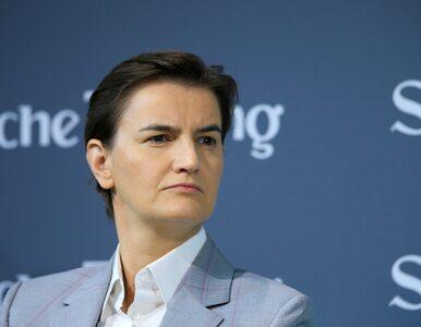Premier Serbii została matką. Jej partnerka urodziła syna