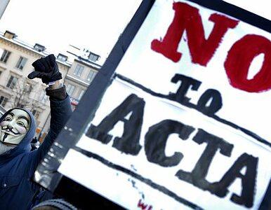 """Kolejny kraj mówi """"stop ACTA"""""""