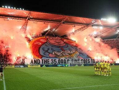 """Legia znowu ukarana przez UEFA. Tym razem chodzi o """"świńską sektorówkę"""""""