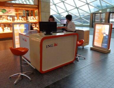 Ekspresowe stoiska ING Banku Śląskiego w centrach handlowych