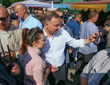 Prezydent o noszeniu maseczek: Nie każdy może, nie każdy lubi