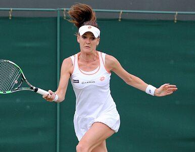 Radwańska wygrała i zagra o finał Wimbledonu