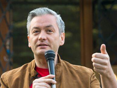 """Robert Biedroń bez absolutorium. """"Koalicja PO i PiS przemówiła jednym..."""