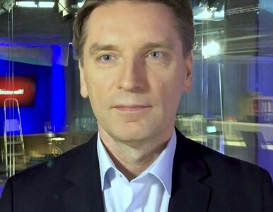 Tomasz Lis trafił do szpitala. SE: Dziennikarz kontaktuje, ma świadomość