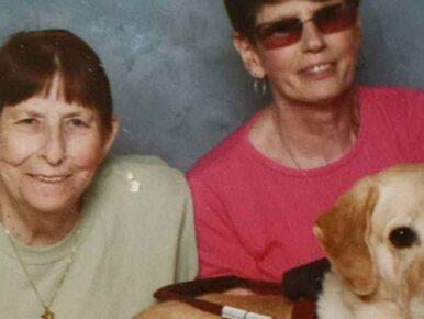 74-letnia lesbijka poślubiła swoją... zmarłą partnerkę. Znały się od...