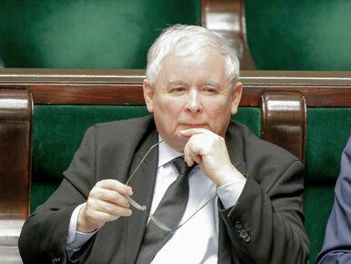 Kaczyński o opozycji wspierającej 21-latka: Może to być traktowane jako...