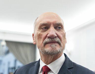 """Macierewicz zwrócił się do zwolenników PO. """"Zdrada i zaprzaństwo"""""""