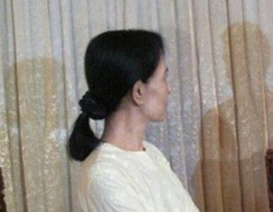 Aung San Suu Kyi u prezydenta Birmy
