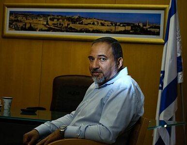 Izrael grozi zerwaniem porozumień z Palestyńczykami