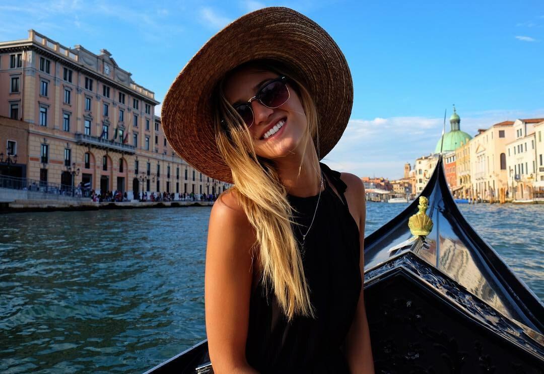 Lexie Alford w Wenecji