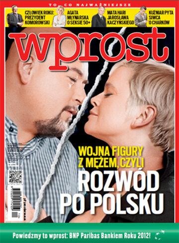 Okładka tygodnika WPROST: 10/2013