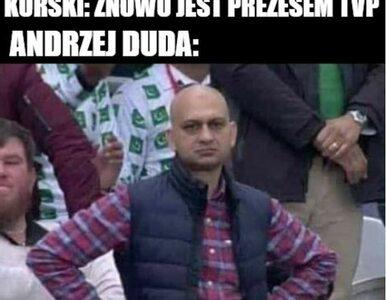 Jacek Kurski znów prezesem TVP. Zobacz memy