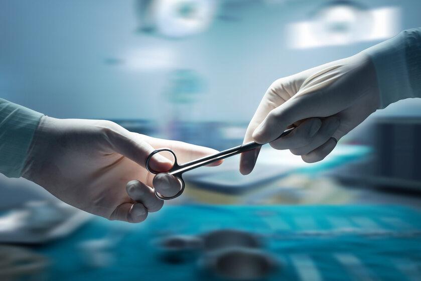 Nożyczki chirurgiczne
