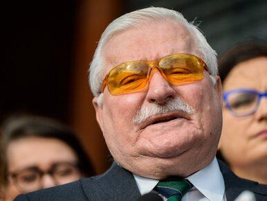 """Lech Wałęsa przeprasza Piotra Dudę. """"Nie zmienia to jednak faktu, że…"""""""