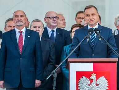 Prezydent awansował na generała dywizji żołnierza po WSW. MON twierdzi,...