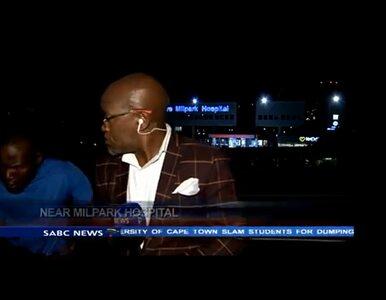 RPA: Napadli na reportera. Wszystko nagrała kamera