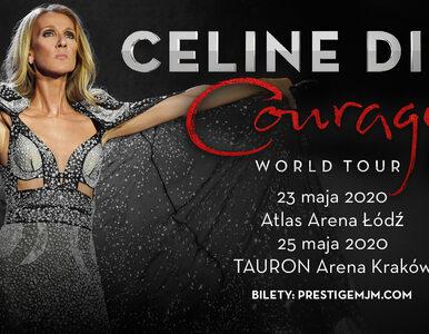Wielki powrót królowej. Céline Dion wystąpi w Polsce