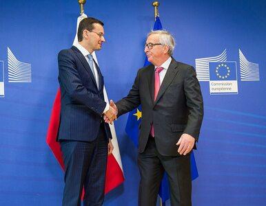 Morawiecki po spotkaniu w Brukseli: Chcemy obniżyć emocje