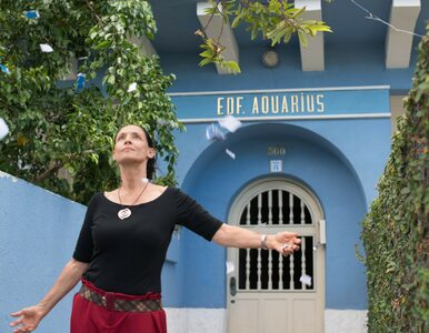 Aquarius - kobieta kontra biurokracja