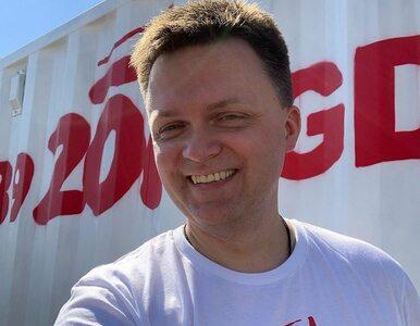 """Szymon Hołownia wystartuje w wyborach. """"Chcę się u was ubiegać o pracę"""""""
