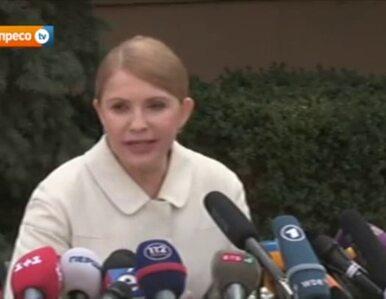 Julia Tymoszenko: Będę walczyć z korupcją