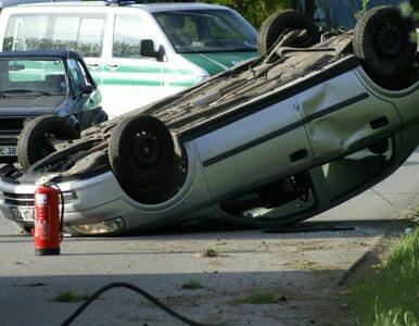 Majówka na drogach: 77 ofiar, 949 rannych