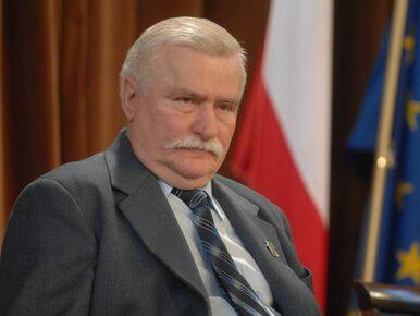 Wenderlich o słowach Wałęsy: świat takich rzeczy nie zapomina