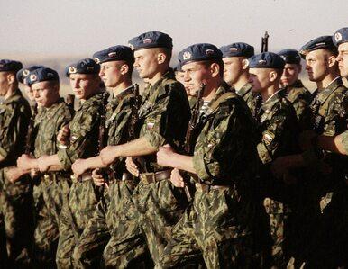 Rosyjski minister: armia zawodowa? Nigdy