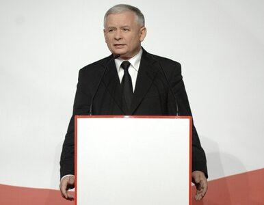 """Obrona programu PiS? """"Kaczyński musiałby się zbłaźnić"""""""