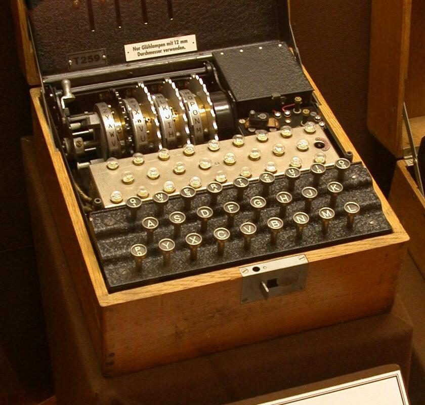 Enigma, zdjęcie ilustracyjne