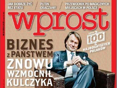 Lista 100 najbogatszych Polaków i farmaceutyczna katastrofa. Co w nowym...