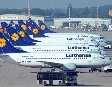 26 tys. osób trafi na bruk. Lufthansa zwalania dwa razy więcej osób