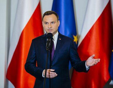 Prezydent Duda o wystąpieniu szefa MSZ: Będzie to dyplomacja ofensywna