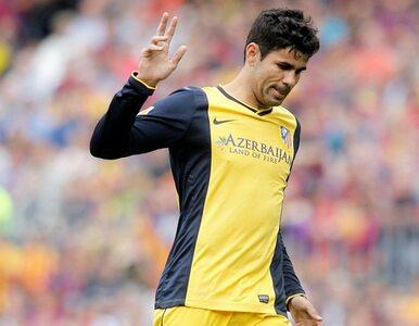 Costa wrócił do treningów. Zdąży na finał Ligi Mistrzów?