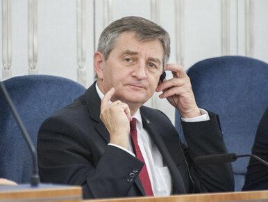 Sondaż. Kuchciński powinien zrezygnować z funkcji marszałka?