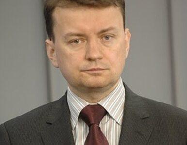 """PO żąda dymisji ministra Błaszczaka. Powodem """"bałagan w policji"""""""