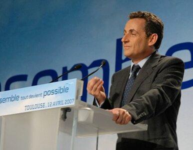 Sarkozy wypowiada wojnę arabskiej mafii