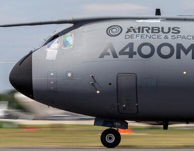 Ważna spółka Airbusa obawia się o płynność finansową. Sprawa ma podłoże...