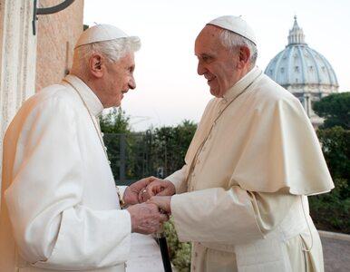 Franciszek obejrzy finał mundialu z Benedyktem XVI?
