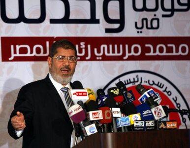 """Egipt zostanie sojusznikiem Iranu? """"Chcemy równowagi w regionie"""""""