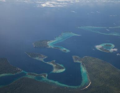 Silne trzęsienie ziemi w archipelagu Wysp Salomona. Ostrzeżenie przed...